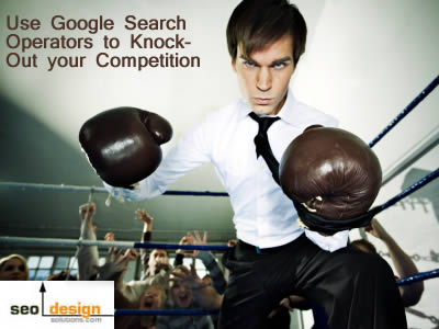 google optimization search-operators