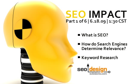 SEO Impact Video Series