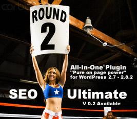 SEO Ultimate All-In-One WordPress SEO Plugin Version 0.2 Released
