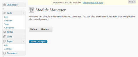 Enable or Disable Modules with the SEO Ultimate Module Manager