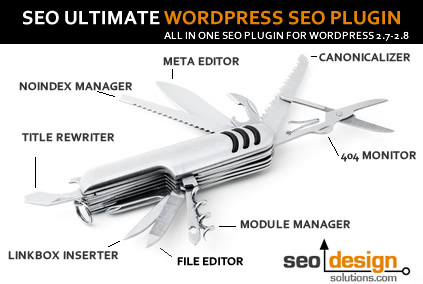 """SEO Ultimate Version 0.8 Now Features a """"File Editor"""" Module"""