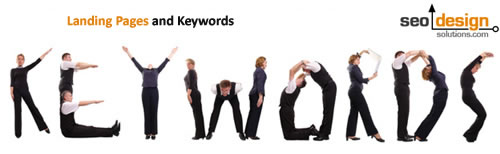 Mapping Keywords and Landing Pages