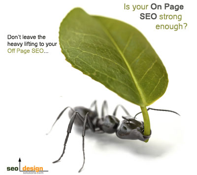 On Page SEO Tips for Competitive Analysis