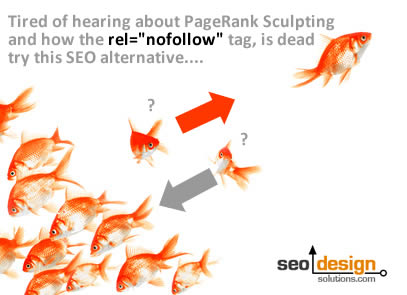 """SEO Solution for PR Scultping Provides an Alternative to the Rel=""""nofollow"""" Tag!"""