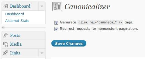 wordpress-canonicalizer-panel